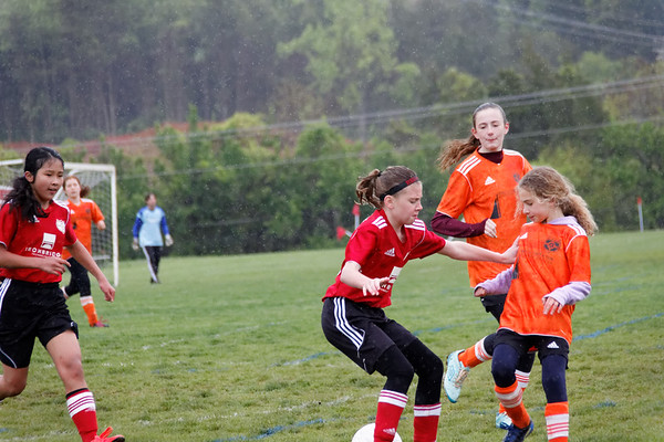 2015_04_25 Red Stars vs Orange Dash