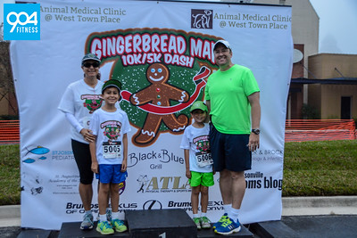 Gingerbread Dash 5k & 10k