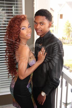 Jasmine & Malik 2014