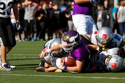 2014; AFBÖ; American Football; Raiders Tirol; Vienna Vikings; U13; Youth