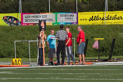 2014; AFBÖ; SteelSharks Traun; American Football; Super Seniors; Vienna Vikings; U99