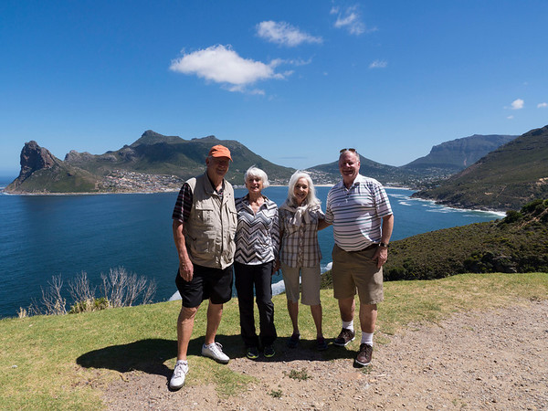 On the Way to Cape of Good Hope