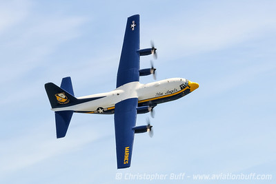 Fat Albert! - By Christopher Buff, www.Aviationbuff.com