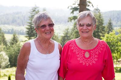 20140531 Mom & Connie Visit