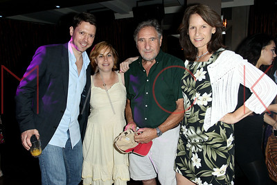 "NEW YORK, NY - AUGUST 28:  The ""Sugar"" wrap party at Level R on August 28, 2014 in New York City."