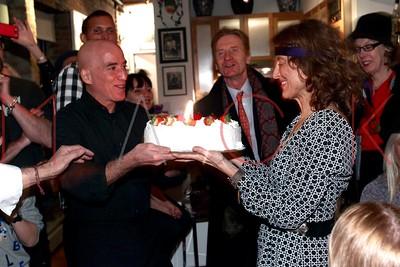 NEW YORK, NY - DECEMBER 12: Bara de Cabrol's 2014 Birthday Party on December 12, 2014 in New York City.
