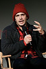 """Meet the Filmmakers Series: with James Franco and Shruti Ganguly, discussing """"The Color of Time"""", New York, USA"""