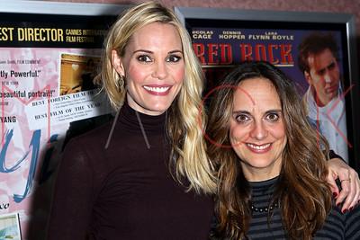 "NEW YORK, NY - DECEMBER 05:  The ""Take Care"" New York Screening at Cinema Village on December 5, 2014 in New York City."