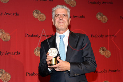 NEW YORK, NY - MAY 19:  The 73rd Annual George Foster Peabody awards at The Waldorf=Astoria on May 19, 2014 in New York City.