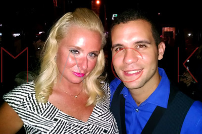 NEW YORK, NY - SEPTEMBER 05:  Friday Night Party hosted by Edvin Ortega at DL on September 5, 2014 in New York City.