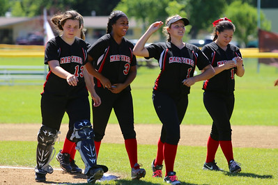 Hawaii faced Northern California in Game 11 of the Little League Western Region Senior Softball Tournament in Missoula, MT. Umpires included Bill Fitzharris, Rich Odermatt and Keith Evans.