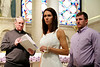 Prewedding activities for Rachel Lollar and Brad Spencer: The rehearsal at St. Louis Catholic Church in Memphis