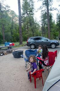 Camping in Arizona