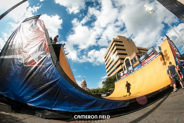2014 Austin X Games June 5-8th, 2014 Circuit of the Americas, Austin Texas