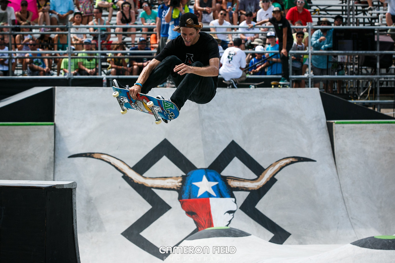 2014 Austin X Games<br /> June 5-8th, 2014<br /> Circuit of the Americas, Austin Texas