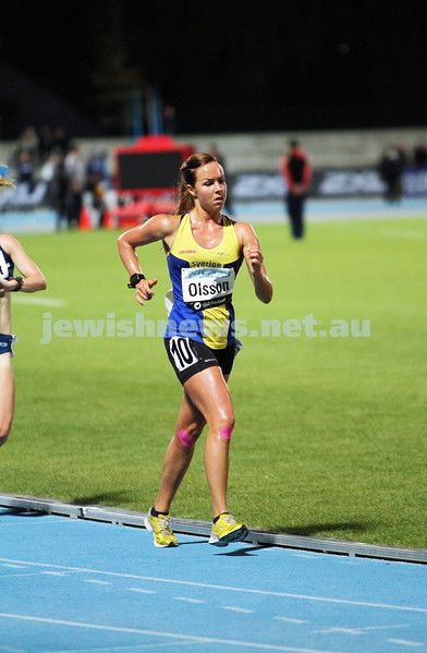 4-4-14. 2014 Australian Athletics Championships, Lakeside Stadium, Albert Park. Photo: Peter Haskin