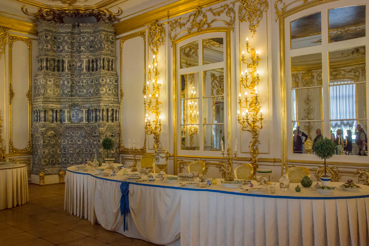 Chevaliers' Dining Room
