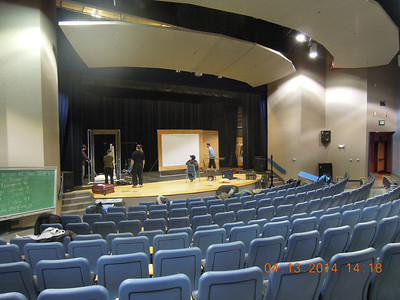 Barrow High School Auditorium