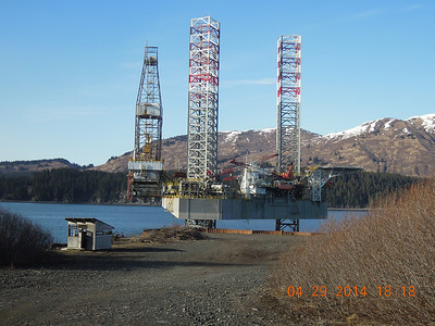 Port Graham, AK- April 2014 Photo by Anne Hanley