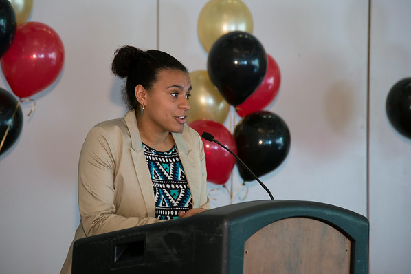 2014 Black and Latino Graduate Reception