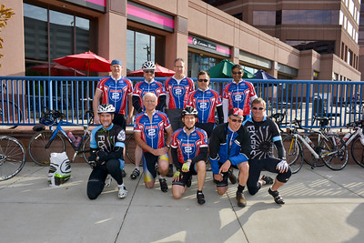 Cyclists ride 63 miles from Cincinnati to Carrollton, Ky., during the 2014 Ride 2 Recovery Bluegrass Challenge. As a 501(c)(3) organization, R2R helps injured active duty service members and veterans improve their health and wellness through individual and group cycling.