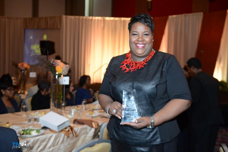 Erica Qualls, CEO/GM of Atlanta Marriott Marquis