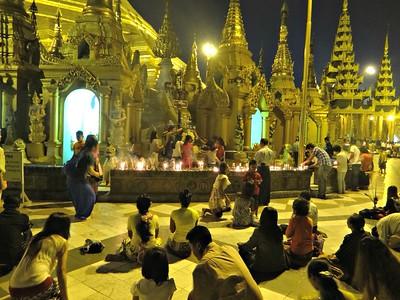 Burma's Pagodas and Temples