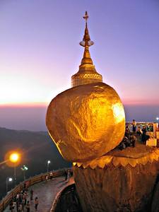 Days 10 - 18 of 18: Kalaw - Lake Inle - Golden Rock - Hpa An - Moulmein - Yangon