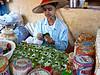 Preparing several betel quids at a time.