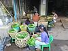 Sorting betel leaves