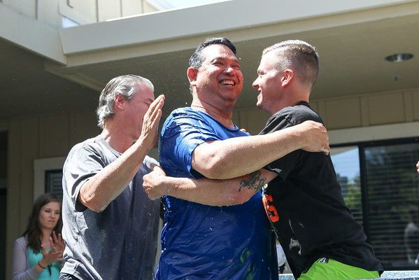 CPCFC Easter Baptism 2014