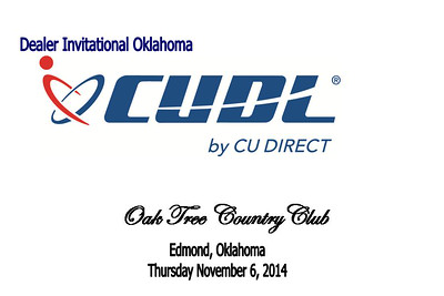 2014 CU Direct Dealer Invitational Oklahoma