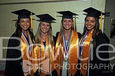 2014 Camden High Graduation