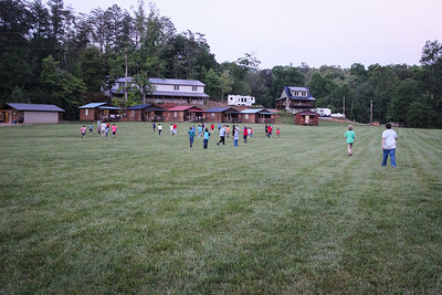 1-2014 Camp Season Week 1