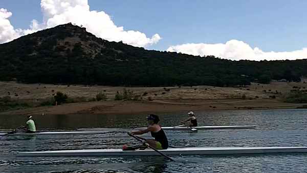Ashland 2014 Scull Day 2 - Mark