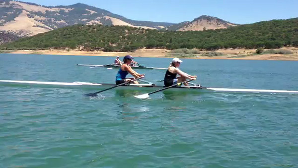 Ashland 2014- Scull Day 3- Mo Video