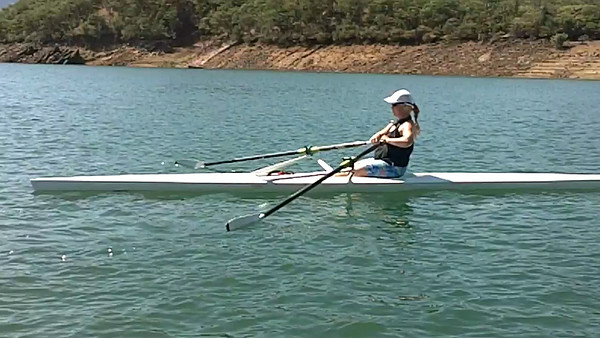Ashland 2014 - Sculling Day 3 - Mark