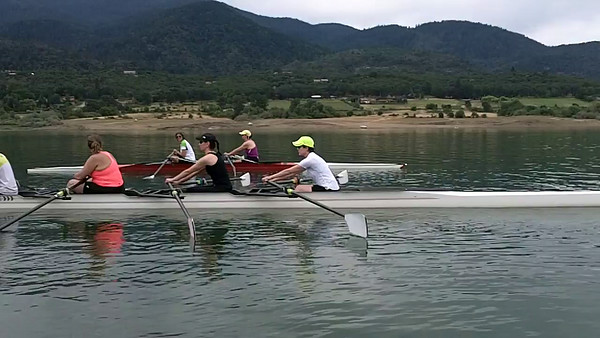 Ashland 2014 Sculling Day One - Mark