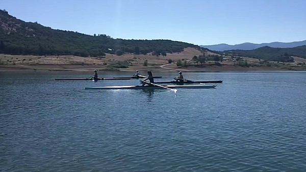 Ashland Camp 1 Scull Day 3