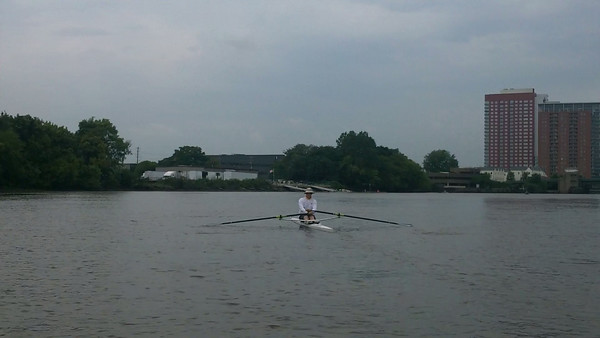 #2 Wilmington 2014 - Sculling