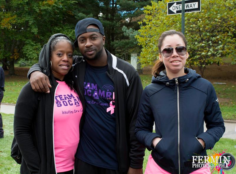 TeamSoca /MRL 2014 cancer walk 2014