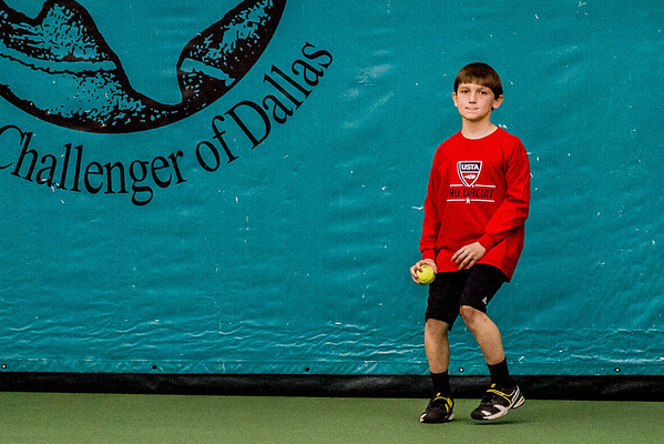 2014 Challenger of Dallas Ball Kids