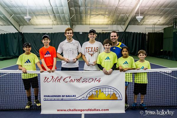 2014 Challenger of Dallas Dec. WC