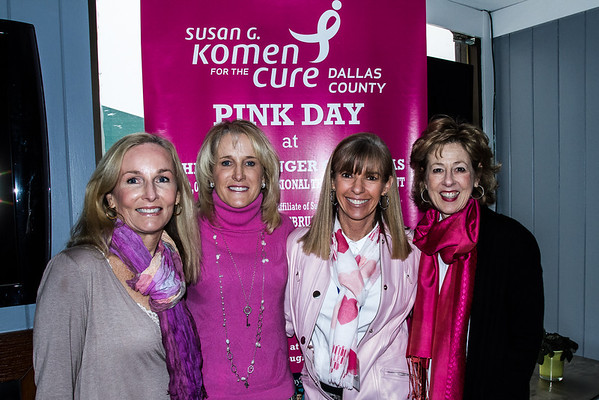 2014 Challenger of Dallas Pink Day