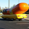 Yeah, there are Oscar Meyer Hot Dog cars down here in Florida too.  This one was stationed at our abode for a couple of days during the local Hillsborough County Fair.  Lucky us, eh?