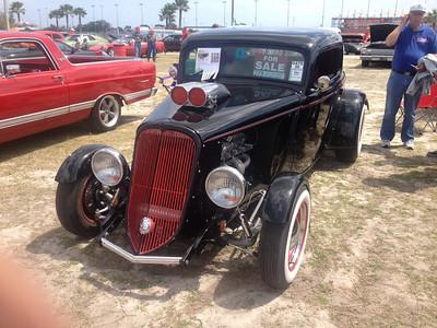 Daytona Turkey Run Car Show