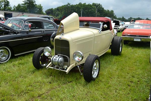 Frank's Auto Body & Restoration Benefit Car Show/Madison, Ohio