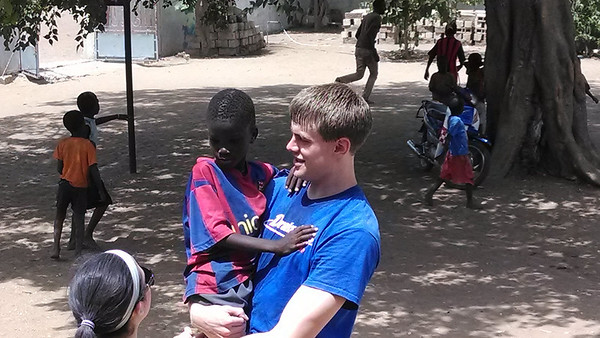 2014 Simpson Senegal Program