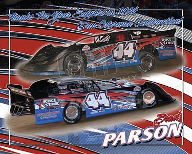 Brad Parson Sponsors