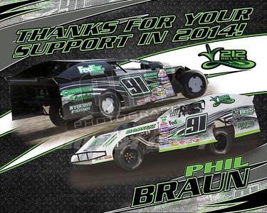 Phil Braun Sponsors